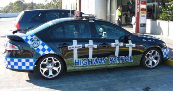 Australian Federal Police Highway Patrol Www Policehotels Com