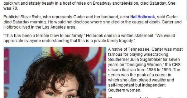Julia Sugarbaker Quotes