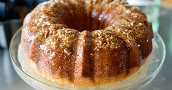 PW's Mother-in-Law's Christmas Rum Cake | Recipe | Rum and The ...