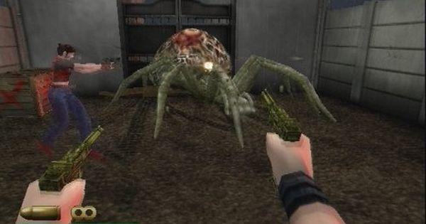 Resident Evil Survivor 2 Code Veronica Europe Ps2 Iso Com