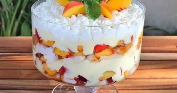 Receita Sobremesa Fresca de Pêssego | Doces Regionais | Receitas para ...