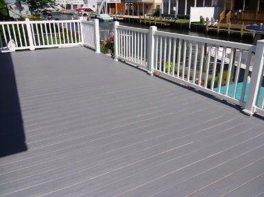Outside Deck Waterproofing Best South