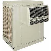 Champion Cooler Wc50 5000 Cfm Window Evaporative Cooler Evaporative Swamp Cooler Swamp Cooler Room Air Conditioner Portable Window Air Conditioners