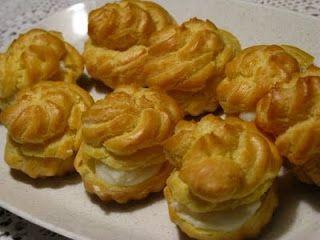Cara Membuat Resep Kue Sus Basah Isi Ragout Vla Lembut Enak Irit Telur Sederhana Praktis Resep Resep Kue Kue