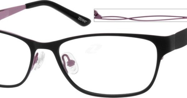 690321 Stainless Steel Full Rim Frame Zenni Optical ...