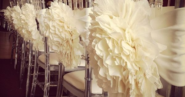 100 Wedding Chair Covers, Chair Covers, Wedding Decoration, Chair Sashes £900.00