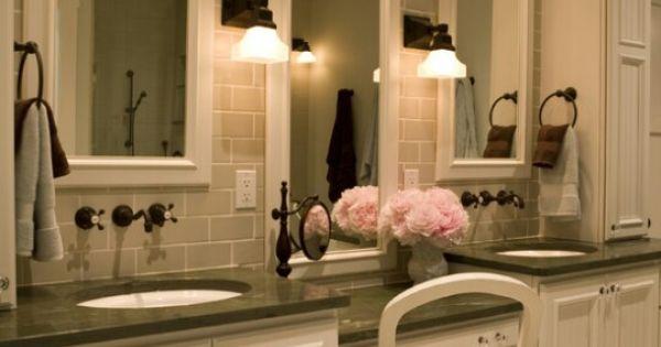 Jack And Jill Bathroom Pinterest Vanities House And Bath