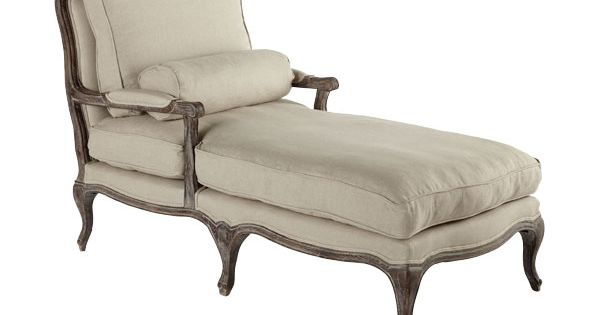 Lounging french chaise furniture pinterest for Ariel chaise lounge