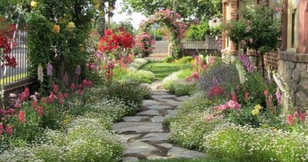 Amazing Garden Pathway...