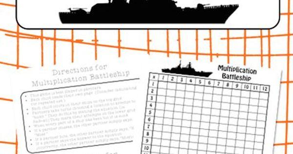 how to play math battleship