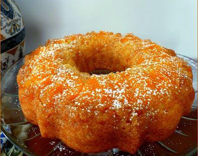 Image Result For Orange Cake Recipe With Real Oranges