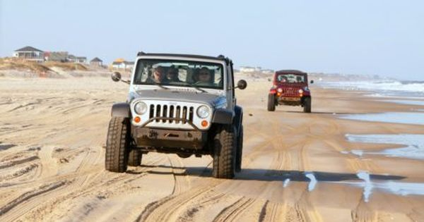 Beach Driving 101 Sand Driving Tips Tricks To Avoid Getting