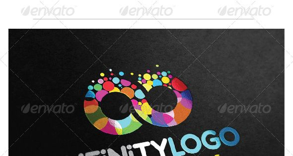 Infinity Logo – Abstract Logo Templates – good for tech and services