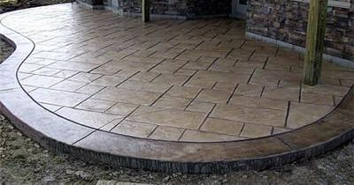Stamped Concrete Designs How To Choose The Right Design