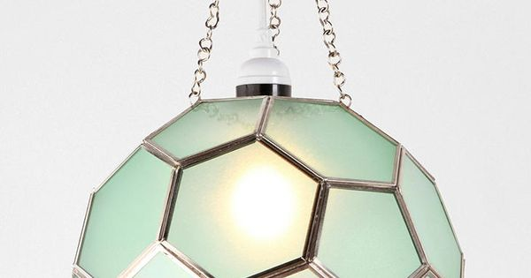 honeycomb glass pendant shade from Urban Outfitters, you seriously have no idea