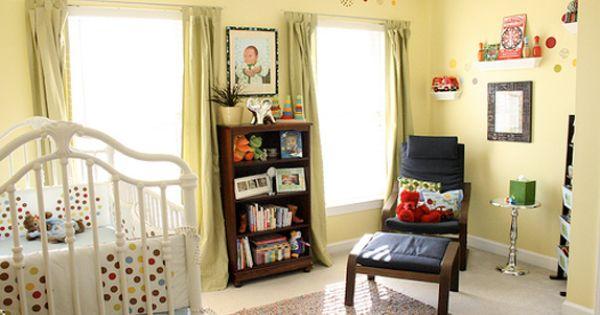Groene Kinderkamer Ideeen : Inspiratie voor groene babykamer - kids ...