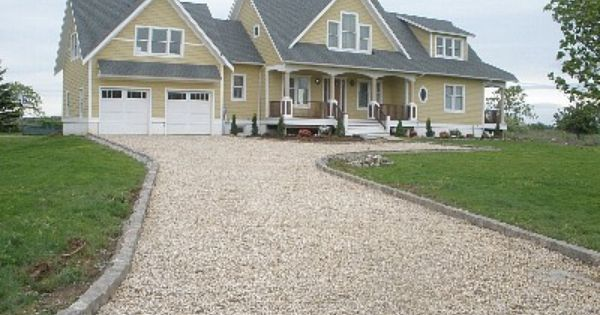 Stone And Gravel Driveways Choosing The Right Stone