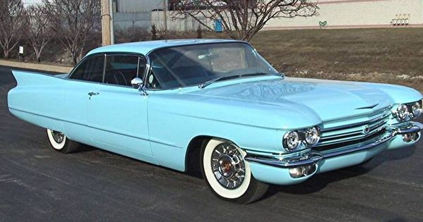 Classic Cars Of The 1960s 1960 Cadillac 1960 Ma Birth