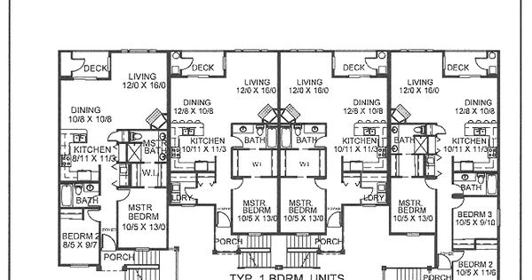 Apartment/House Plan Ideas