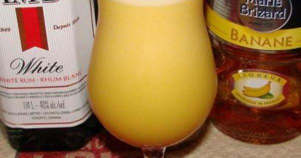 Puerto rican yellow bird cocktail recipe puerto ricans for Cocktail yellow bird