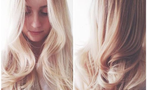 Fake A Pro Blowout With A Curling Iron Big Waves