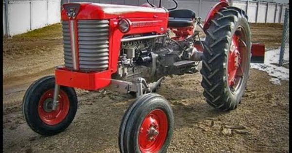 Massey Ferguson Girls : Old massey ferguson tractor pinterest