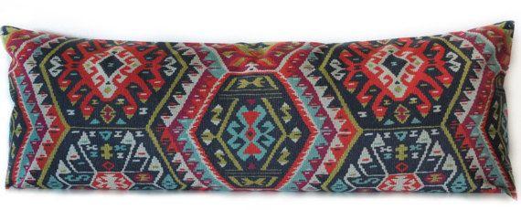 body pillow cover boho chic tribal