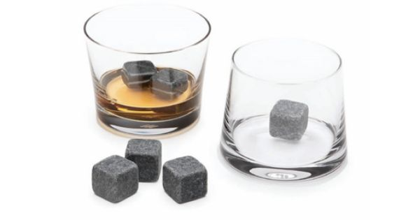 Whiskey Stones. If only there were beer stones...