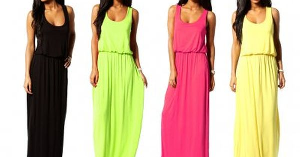 Sukienka Bokserka Maxi Lato Wiosna Kolory 6125087962 Oficjalne Archiwum Allegro Dresses Formal Dresses Bridesmaid Dresses
