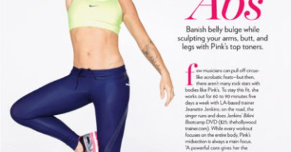 Shape Magazine Pink S Ab Workout Abs Workout Abs Workout Routines Workout