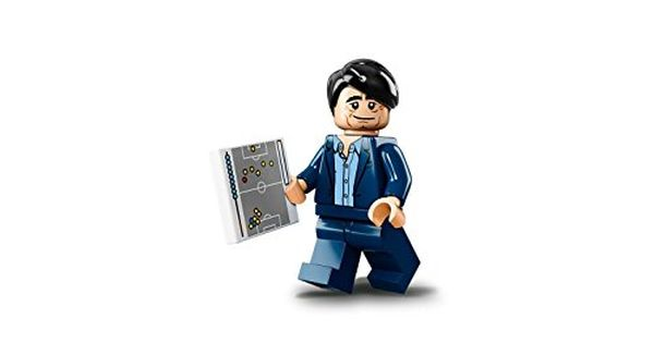 Lego 71014 Minifigure Germany Coach Joachim Lw From Dfb The German Soccer Team Open Bag See This Great Product Note It Is Lego Football Lego Mini Figures