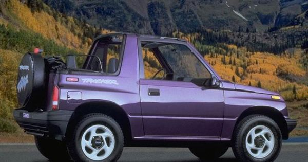 This Is Exactly What My 1995 Geo Tracker Looks Like His Name Is Eric And He Is Still Rocking It Around Town Car Geo Car Images