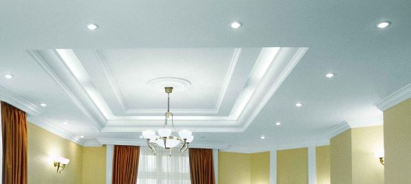tray ceiling with recessed lights google image result. Black Bedroom Furniture Sets. Home Design Ideas