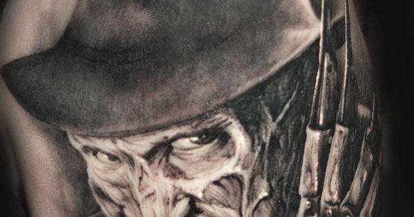 Freddy Krueger Tattoo Designs Photo Wallpaper
