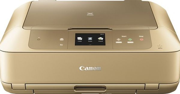 Canon Pixma Mg7720 Gold 0596c062 Wireless All In One Printer