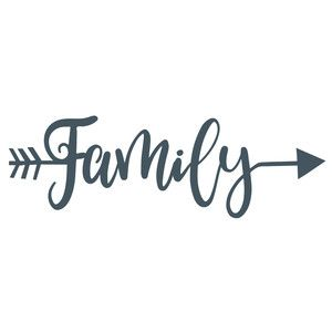 Image result for picture of family in words