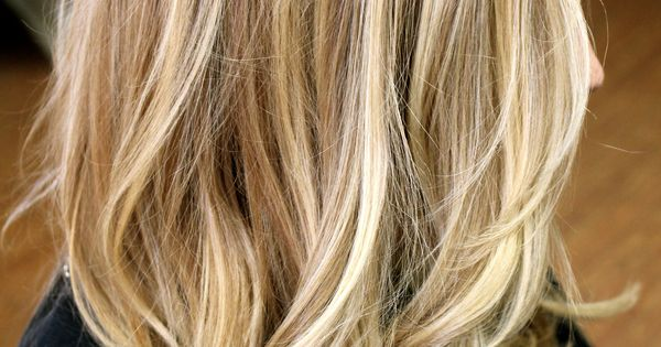 Blonde Highlights In Dirty Blonde Hair Tucamedia Com