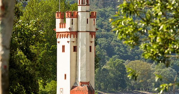 Mäuseturm (Bingen/Rh.) by mMad66, via Flickr