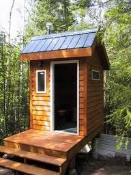 Composting Toilet Inspection Composting Toilet Building An Outhouse Outhouse