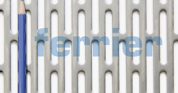1 8 X 1 Res Round End Slot Sometimes Called Oblong The Slots Are Parallel To The Length Of The 4 X 8 Sheet Steel Material Perforated Metal Design