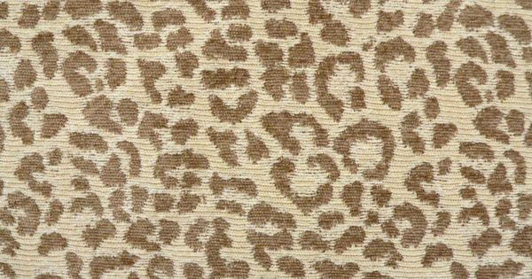 Leopardo Sand Fabric Fabric Decor Home Decor Fabric Drapery Fabric