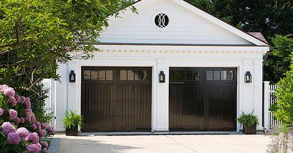 Detached garage house architecture pinterest for Garajes de ensueno