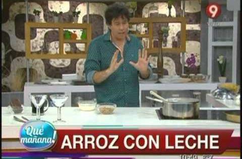 Arros con leche ariel rodriguez palacios pinterest ariel for Cocina 9 ariel rodriguez palacios facebook