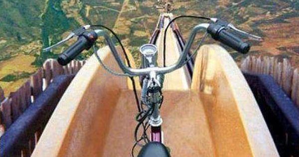 Cool bike ride! Ha this is so on me bucket list!!