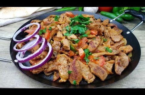 اللحم يذوب بالفم وصفة سهلة و سريعة للمقلقل لحم صغار The Meat Melts In Your Mouth Easy Stir Fry Youtube Lamb Recipes Food Cooking