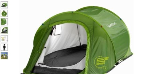 Details About Cinch Pop Up Tent Camping Shelter Quechua Base Seconds Alternative Brand New Tent Tent Camping