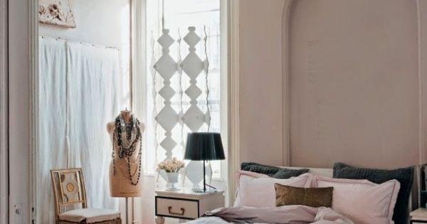 Blush Bedroom But I Love That Bed Room BedRoom Home Decor Pinterest Bed