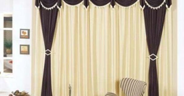 Imagenes de cortinas para salas elegantes decoracion - Colchas y cortinas modernas ...