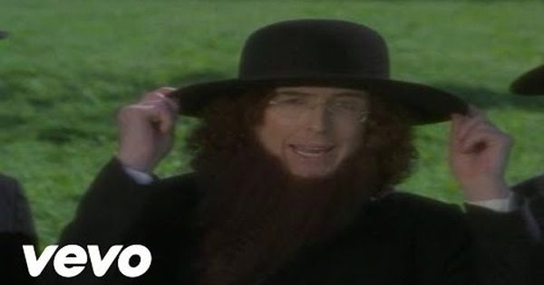Music Video By Weird Al Yankovic Performing Amish Paradise