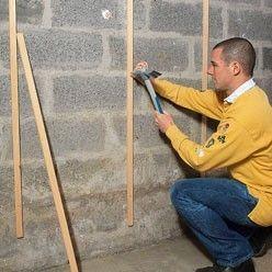 Comment Enduire Au Mortier De Ciment Enduire Un Mur